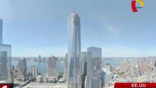 EEUU: inauguran edificio en reemplazo de las Torres Gemelas
