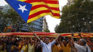 Cataluña realizará consulta soberanista pese a fallo del Tribunal Constitucional