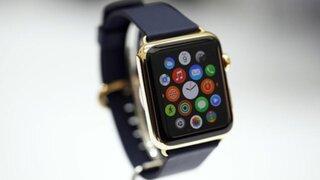 Tecnología: Apple lanza un sofisticado reloj que saldrá al mercado en el 2015