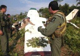 Decomisan avioneta y más de 300 kilos de droga en Bolivia