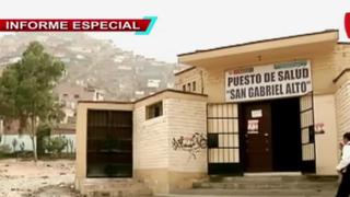 Inseguridad en VMT: calles han sido tomadas por pandilleros