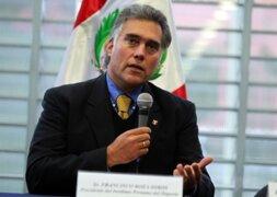 Francisco Boza renunció a la presidencia del Instituto Peruano del Deporte