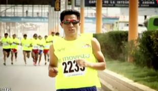 Panamericana Running: Raúl Machacuay brilló con luz propia