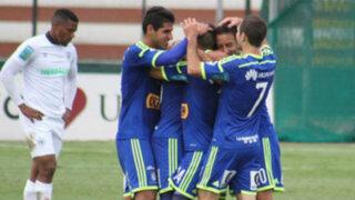 Bloque Deportivo: Cristal venció 1-0 a San Martín y está a un punto de Alianza