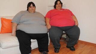 FOTOS: increíble transformación de mellizas tras superar la obesidad mórbida