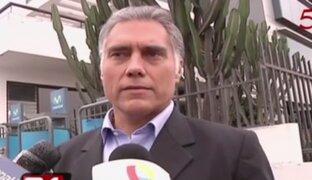 Francisco Boza no se presentó por tercera vez ante la Comisión de Fiscalización