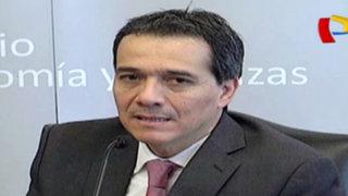 MEF presenta al Congreso proyectos de ley para dinamizar la economía
