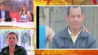 Familia busca a anciano que desapareció hace 18 días y sufre de Alzheimer