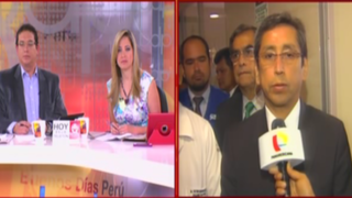 Ministro Aníbal Velásquez asegura que continuará con reforma de sector Salud