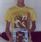 FOTOS: Conoce al joven que superó la anorexia y se convirtió en fisicoculturista