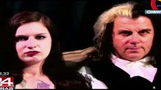 Una pareja de esposos aseguran ser vampiros de verdad en Inglaterra