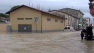 Italia: ciclón tropical azota Sicilia y cierran aeropuertos