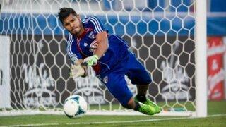 Raúl Fernández compite por la mejor atajada del año en la MLS