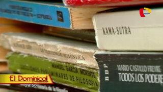 """""""Amazonas"""": conozca la feria considerada como la biblioteca del Perú"""