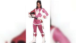 Power Rangers: la Ranger Rosa original vuelve a ponerse el traje