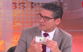 Conozca el nuevo billete de diez soles, y sepa cómo detectar si es falso