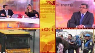 Metropolitano y Corredor Azul: polémica por tarjeta única para el cobro de pasaje
