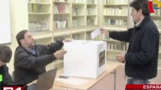 España: 80% de catalanes votaron simbólicamente por su independencia