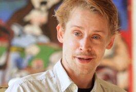 Macaulay Culkin desmiente su muerte con humor