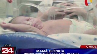 Mamá biónica: incubadoras quedaron atrás gracias a novedosa creación