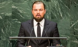 Actor Leonardo DiCaprio llegará a Lima para participar en la COP 20