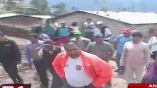 Andahuaylas: intensa granizada con lluvias y vientos deja 500 damnificados