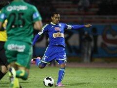 VIDEO: Carlos Lobatón anotó este golazo de tiro libre en el Huancayo vs. Cristal