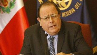 Titular del BCR niega haber solicitado polémico aumento de sueldo