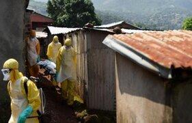 Ébola: OMS reporta más de 14 mil infectados en África Occidental