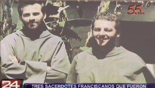 Sacerdotes asesinados por Sendero Luminoso serán beatificados