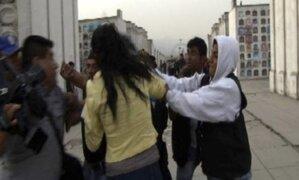 Indignante: Periodistas fueron agredidos en cementerio Presbítero Maestro