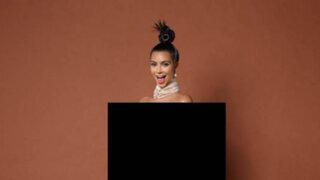 FOTOS: estas son las portadas más sensuales realizadas por Kim Kardashian