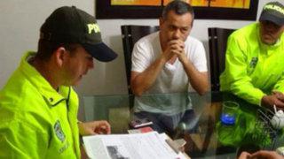 Detenido empresario Rodolfo Orellana tramitaba identidad falsa en Colombia