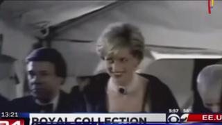 Vestidos de la princesa Diana de Gales serán subastados en diciembre