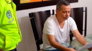 """Capturado Rodolfo Orellana dice  """"Yo me considero un perseguido político"""""""