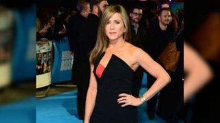Espectáculo internacional: Jennifer Aniston derrocha sensualidad