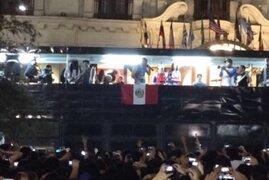 Calle 13: banda puertorriqueña brindó concierto gratuito en la Plaza San Martín