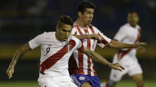 Bloque Deportivo: Perú cayó por 2-1 ante Paraguay en amistoso internacional
