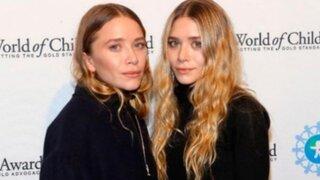 ¿Mary Kate Olsen ya no se parece a su hermana gemela Ashley Olsen?