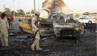 Irak: atentados con coche bomba dejan 14 muertos en Bagdad
