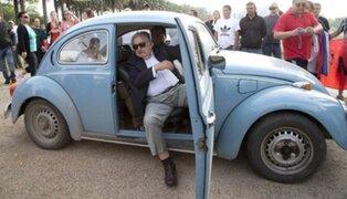 José Mujica rechazó millonaria oferta por su viejo automóvil