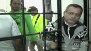 Rodolfo Orellana fue recluido en el penal de Ancón I