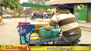 Triciclo Perú: conozca todo sobre el popular vehículo que invade Lima