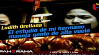 La número 2 de la red: Ludith Orellana Rengifo