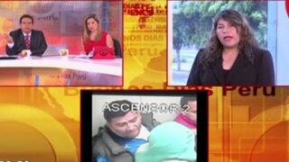 Mujer denuncia agresiones de su expareja, quien intentaría apropiarse de su casa
