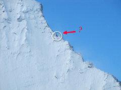 FOTOS: mira el impresionante detalle que esconde esta montaña de los Alpes