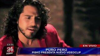 'Pisko' presenta nuevo tema en homenaje a Óscar Avilés y al 'Zambo' Cavero