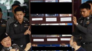 Tailandia: trabajadores de una empresa de correos realizan macabro hallazgo