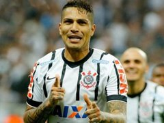 Corinthians busca asegurar renovación de contrato con Paolo Guerrero
