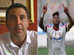 Bloque Deportivo: Jorge Vidal se pronuncia sobre acto de indisciplina de Alexi Gómez